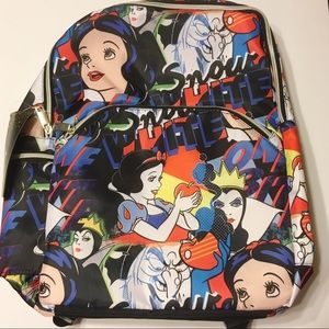 Disney Snow White print Backpack